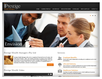 Prestige Wealth Managers